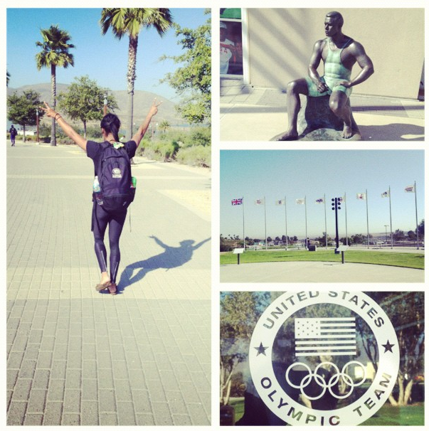 Sirena Williams Olympic Training Center