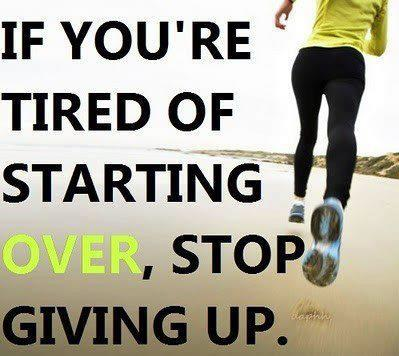 Inspirational Fitness Quote